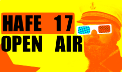 HAFE 17 goes OPEN AIR