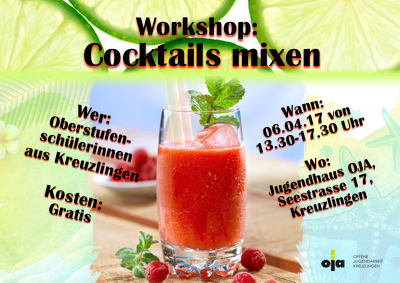 Cocktails mixen