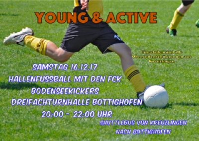 young & active