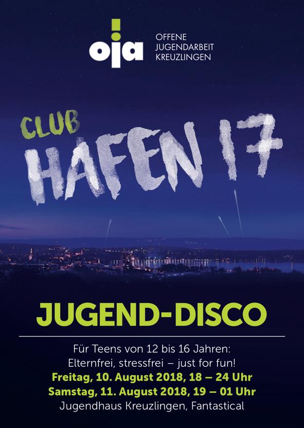 Disco Hafen 17 Fantastical 10/11.08.2018