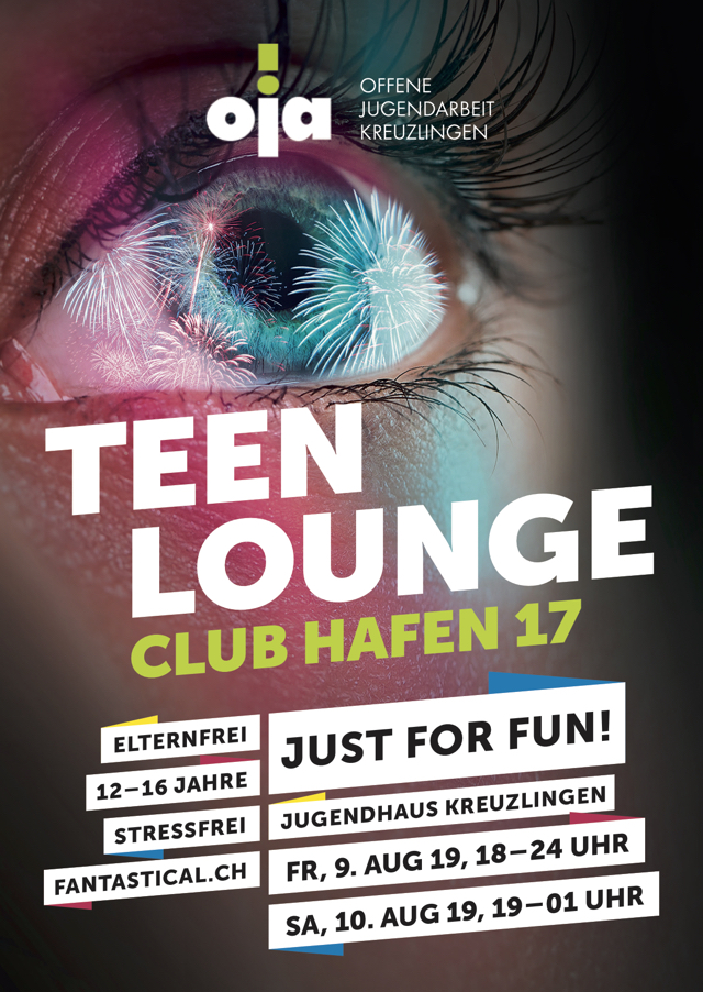 Teen Lounge Club Hafen 17 am Fantastical
