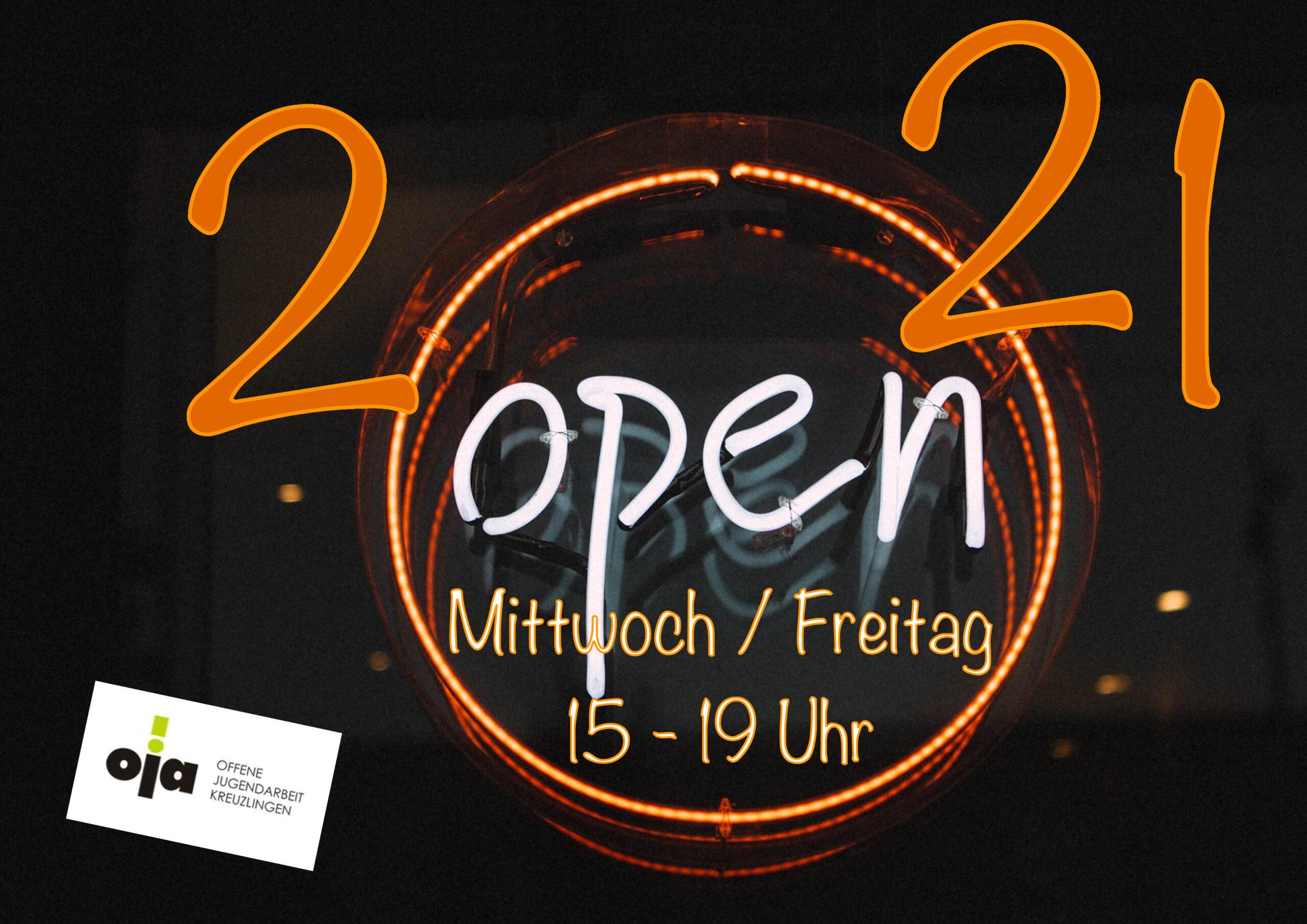 2021 Open